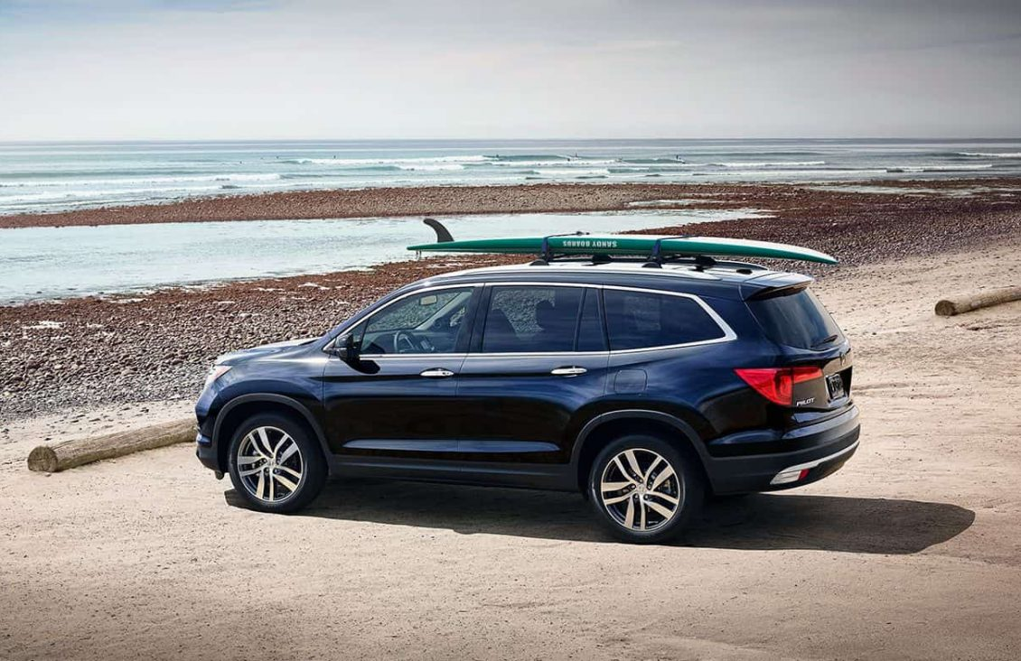 Honda pilot lx 2017 express leasing for Honda pilot lease deals nj