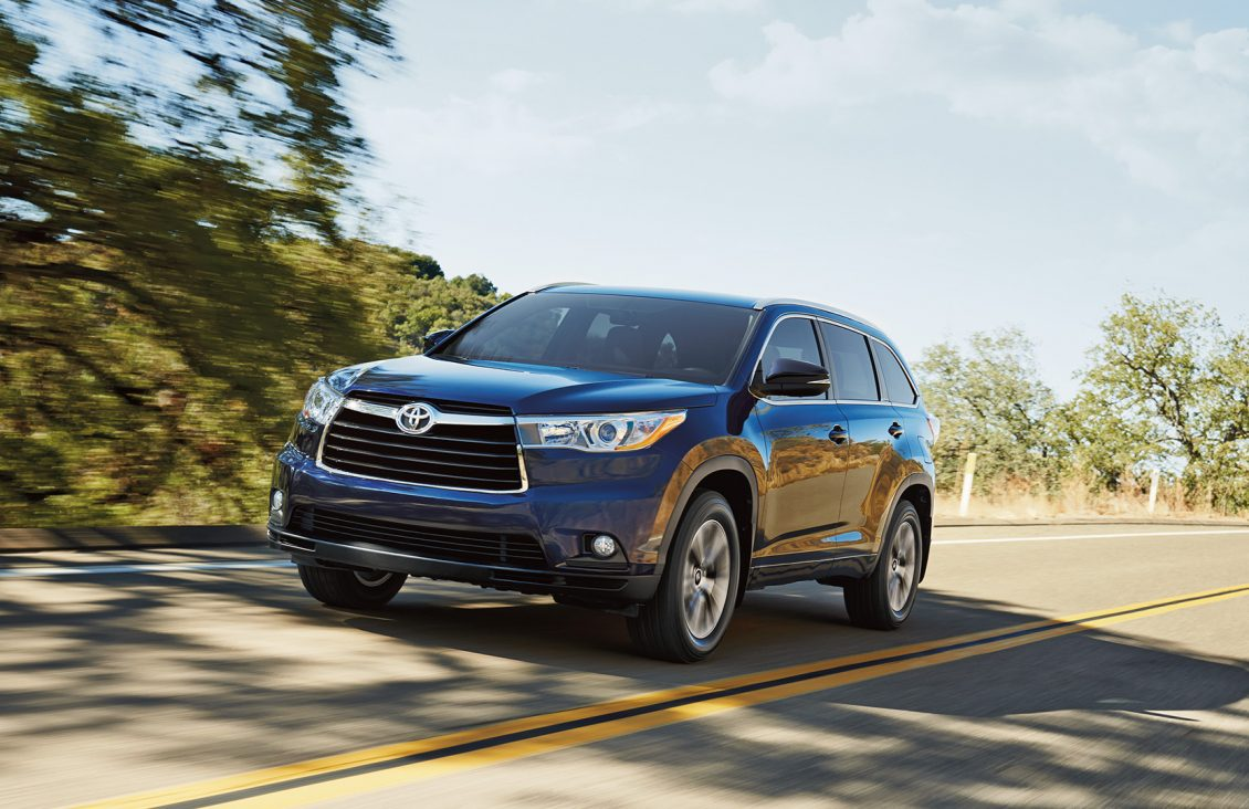 Toyota Highlander Lease Deals 2017 Lamoureph Blog